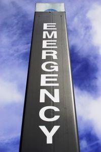emergency pole