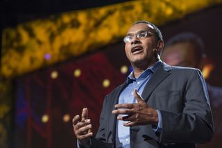 President Hrabowski at TED2013 (by TED Conference)
