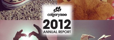 Calgary Zoo 2012 Annual Report