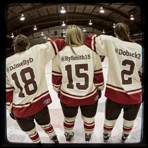 men's Hockey Twitter Jerseys