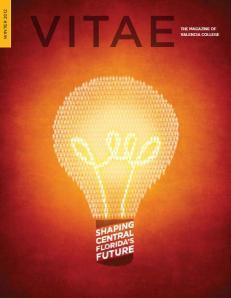 Vitae, the magazine of Valencia College