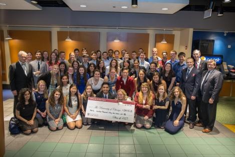 Senior Class Gift Committee, 2015