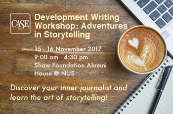 Development Writing Workshop
